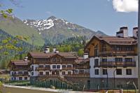 Поляна 1389, гостиничный комплекс